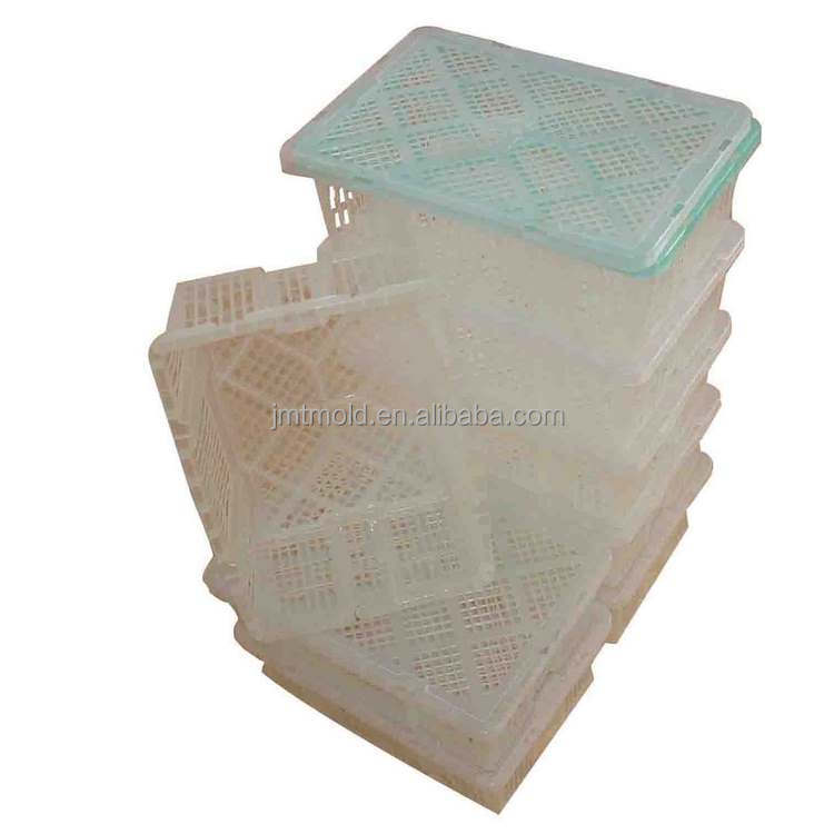 Perfect Customized Extrusion Die Mold For Beer Injection Crate Mould