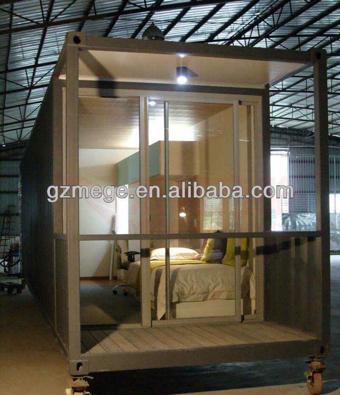 Prefabricada modificado casa contenedor mar timo casas - Precio contenedor maritimo ...