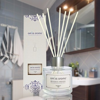 Fashion Reed Diffuser With Fiber Sticks For Air