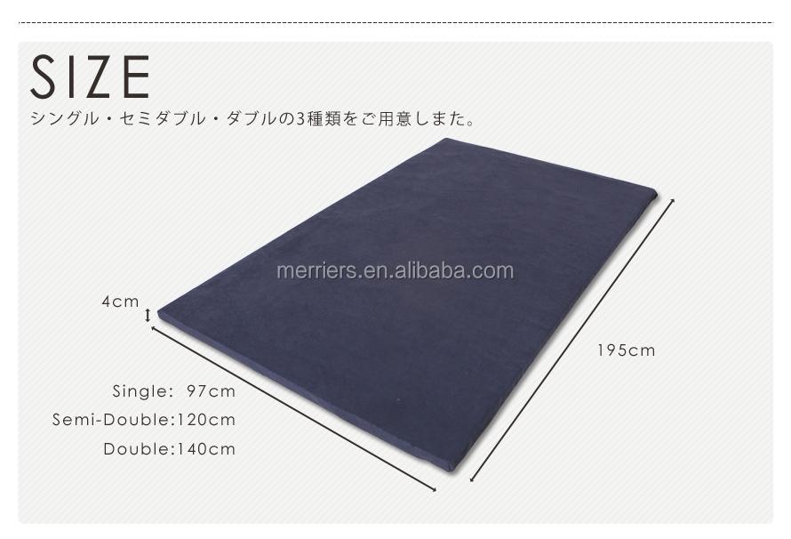 4cm Memory Foam Topper - Jozy Mattress | Jozy.net