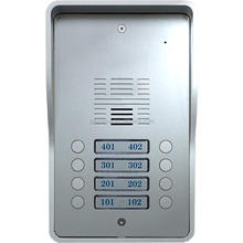 Multi user 3G intercom GSM doorbell door phone with door release open gate switch relay access controller 584