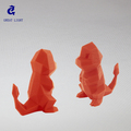high demand solution 3d custom plastic action figure, silicone molds