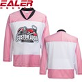 Custom reversible hockey jersey with high quality cheap price