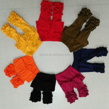 fall icing baby leggings wholesale ruffle pants boutique girls icings leggings