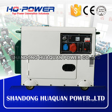 cheap price mini 220v 50hz 5kw silent diesel generator