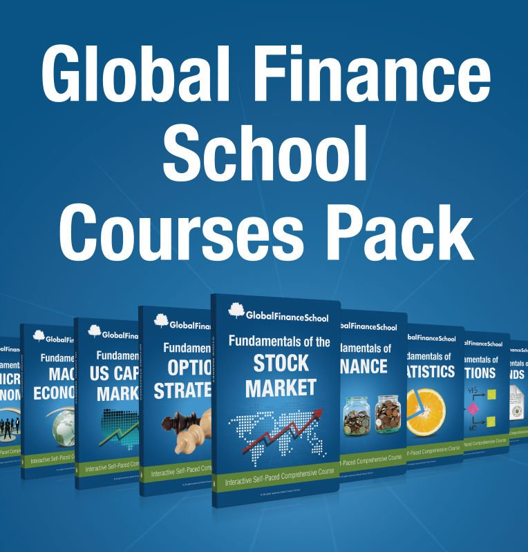 Financial Education for Beginners- 10 Interactive Courses pack