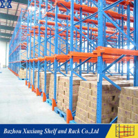 Industrial heavy duty dismantling metal shelf for warehouse storage used solutiions