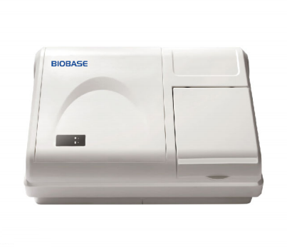 BIOBASE General used 96 well microplate elisa reader/washer / New cost effective touch screen Elisa reader price