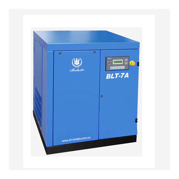 general industrial bolaite 7.5hp screw air compressor