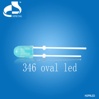Long lifespan 3mm 5mm 8mm 10mm flat top led