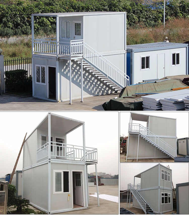 Modular Container 2 Storey Prefab Designs Premade House For School