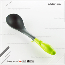 Soup ladle kitchen utensils Nylon kitchenware with dolphin handle