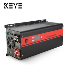 solar panels hybrid charge power inverter 1.5kva 3.5kva 5kva pure sine wave off grid lcd transformer charge inverter