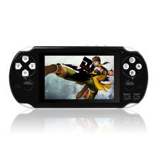 China cheap 4.3 inch PAP-Gameta handheld game console support PSP PS1 games