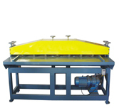 ribbed steel sheets/grooving machine---Beading Machine