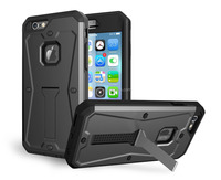 Waterproof shockproof 3 in 1 Hybrid combo stand pc+tpc Combo Case For Iphone 6/6s,wholesale price for iphone 6/6s