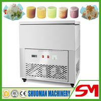 Top sale high quality welcomed 9 blocks snow flake ice maker