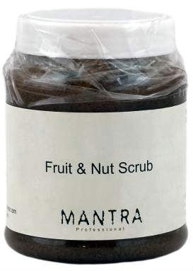 Mantra Fruit & Nut Scrub