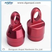 High Quality Anodized custom precision machining auto used cnc aluminium part