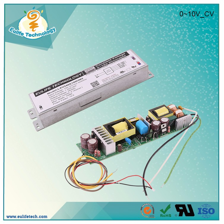 New design 100w 36v 200 amp power supply dimmable led driver with great price
