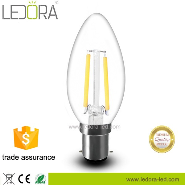 Best selling products led in the worldwide C35 candle bulbs