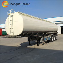 CIMC fuel tankers with pump for sale widely used 20ton fuel tanker semi trailer, 2018 hot sale Fuel Tankers