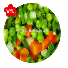 frozen mixed vegetable with green beans, carrot,potato,green peas