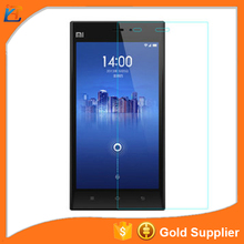 Factory supplier flexible-glue matte finished 9h screen guard for xiaomi redmi note