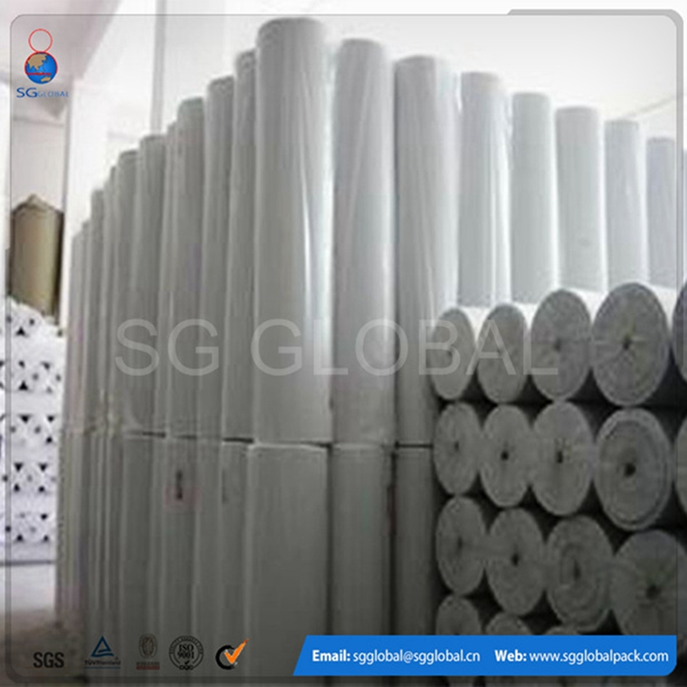 Colorful PP nonwoven fabric needle punched felt