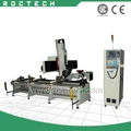 4 Axis Aluminum CNC router machining center RC1230SA