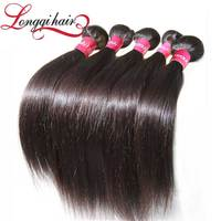 Indian Temple Hair Weave Natural Color 100 Percent Indian Remy Human Hair