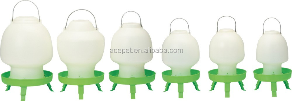 180-P Mini Automatic Drinker With Legs For chicken and chicks, chicken farm, chicken waterer feeder, chicken drinker