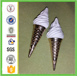 china factory ODM / OEM Creative resin ice cream cone