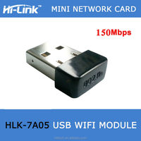150Mbps Mini WIFI Wireless USB Adapter/ 802.11 b/g/n wireless lan card