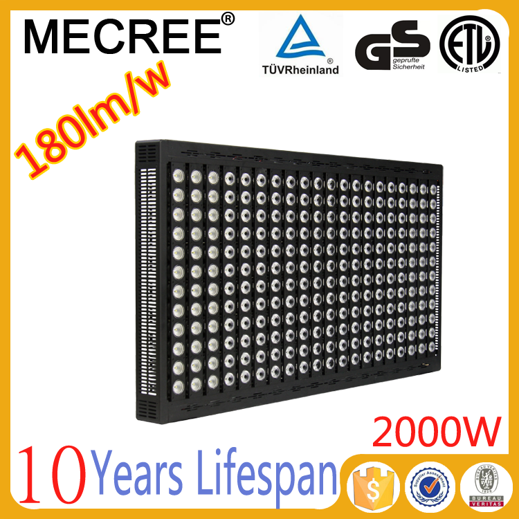 2000w led exterior building lights led outdoor solar led reflector 2000w