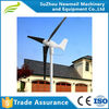 Newmeil 300w 400W 12V 24V DC wind power turbine generator for home use