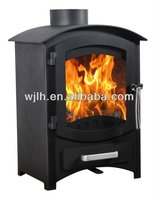 (ture fire)Steel woood burning stoves