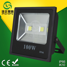 RGB IP65 COB remote control outdoor led flood lights