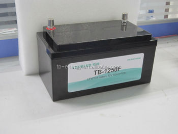 12V50AH storage battery with lifepo4 technology