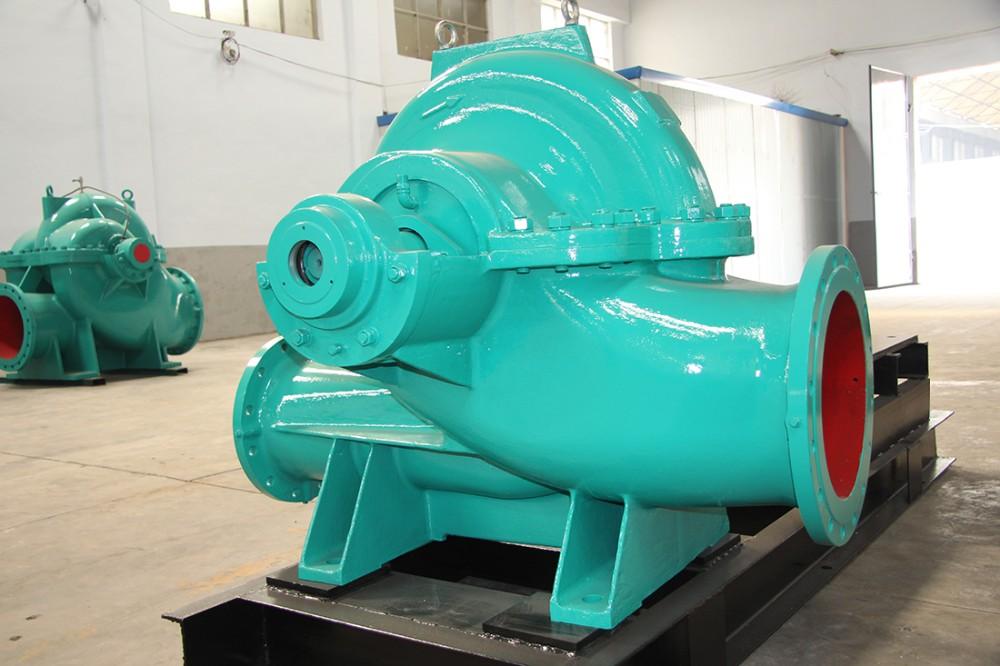 Split Volute Centrifugal Pump for Irrigation
