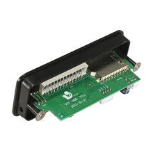 Factory oem usb sd fm rds radio audio player module