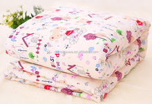 Cotton bloomer handmade multifunction wholesale name brand baby quilts