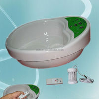 Portable Detox Foot Bucket Medical Cleaner