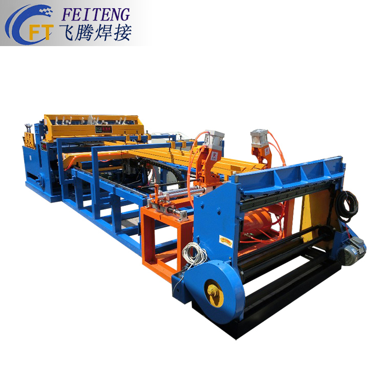 Hot sale automatic reinforcing mesh panel welding machine manufacture