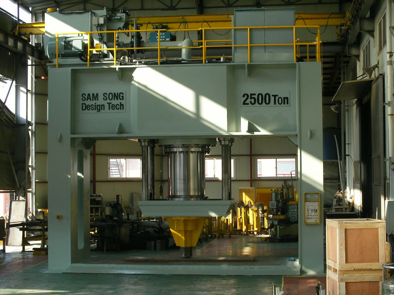 Hydraulic Press Machine 100Ton~20000Ton