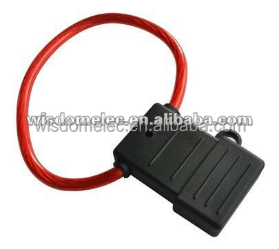 UL CABLE Good quality max CAR blade fuse holder