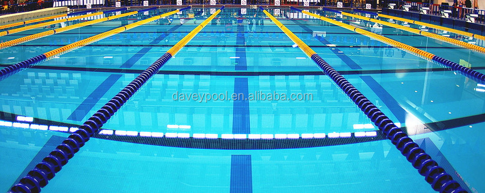 Ce Approval Swim Pool Lane Ropes Swimming Pool Rope Floats