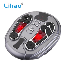 LIHAO Automatic Professional Electric Therapy Vibrating Foot Massager Machine