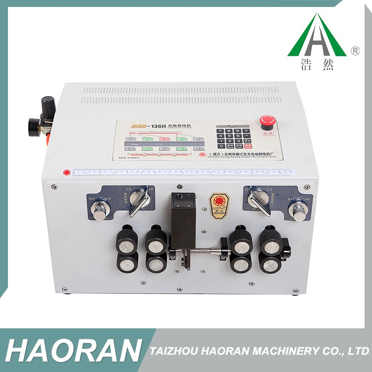 Good quality scrap cable stripping machine,electrical wiring stripping machine devices
