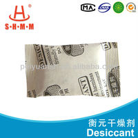 high quality type A white color tyvek bag DMF free silica gel dryer desiccant